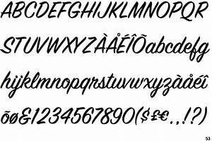 Identifont house script for House lettering script