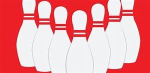 Bowling Pins Vectors Free Vector