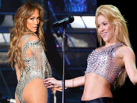 Jennifer Lopez Shakira To Headline Super Bowl 2020 Half