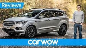 Ford Kuga 2018 : ford kuga 2018 suv in depth review carwow reviews youtube ~ Maxctalentgroup.com Avis de Voitures