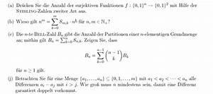 Stirling Zahlen Berechnen : stirling zahl bell zahl kombinatorik mathelounge ~ Themetempest.com Abrechnung