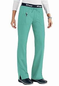 Active Wear by Grey's Anatomy Women's Logo Waist Pant with ...