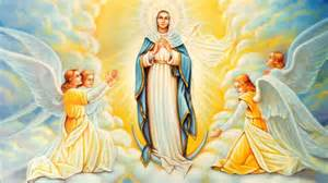 The Solemnity of the Assumption of Blessed Virgin Mary