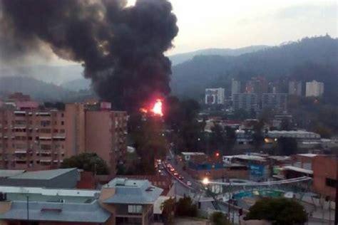 Incendio En Miranda Consumió Alimentos Y Electrodomésticos