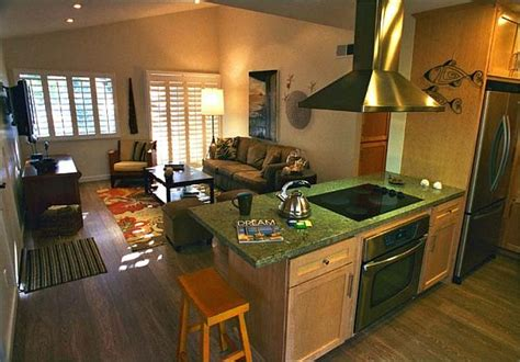 Living Room And Kitchen Ideas How To Decorate A Kitchen That 39 S Also Part Of The Living Room