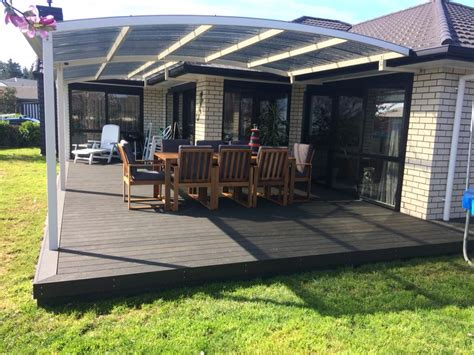 Up to 40% off select wood and laminate flooring, while stocks last. Hamilton Composite Deck - Outdoor Living Evolutions