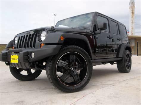black jeep tires lorenzo wheels tires authorized dealer of custom rims