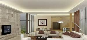 High ceiling living room interior design this for all for Interior ceiling design for living room