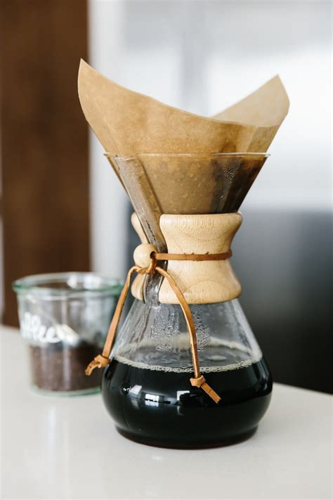 Chemex 101: Brewing Tips and Advice From a Coffee Novice   Downshiftology