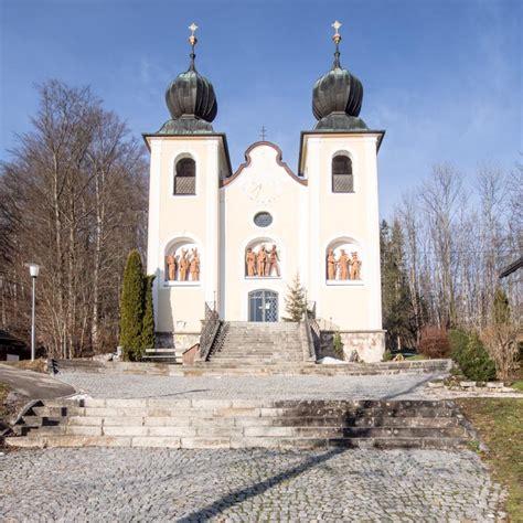 kalvarienbergkirche bad ischl wikipedia