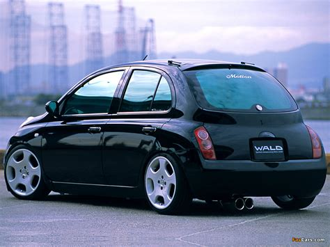 Nissan March Wallpapers by Wallpapers Of Wald Nissan March 5 Door K12 2003 05