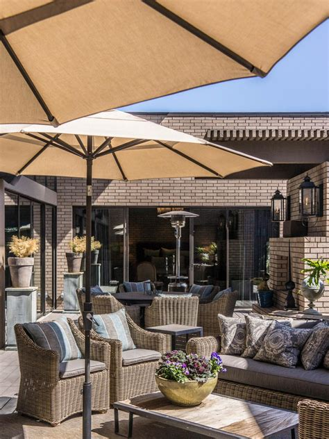 Furniture Outdoor Patio by How To Clean Patio Furniture Cushions And Canvas How Tos