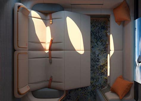 future   class air travel
