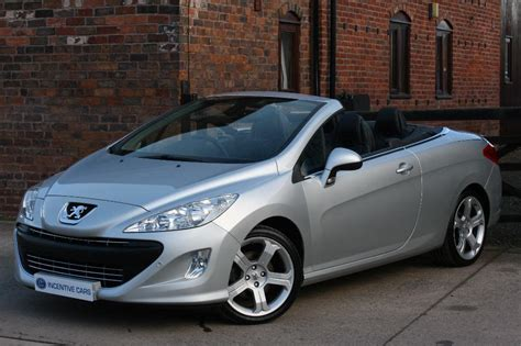 Peugeot 308 Convertible by Used 2010 Peugeot 308 Cc 2 0 Gt Hdi 140 2dr Convertible