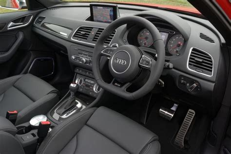 audi q3 interior audi rs q3 fleet