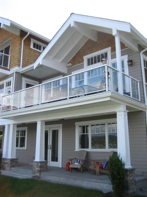 18+ Exterior Railing Designs, Ideas