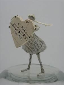 Sculpture En Papier Maché : taller de papel paper mache doll tutorial and coraline ~ Melissatoandfro.com Idées de Décoration