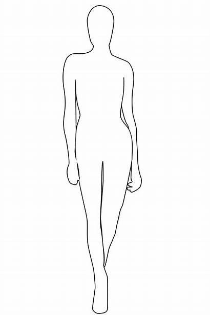 Outline Drawing Kid