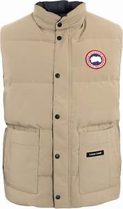 Canada Goose Freestyle Quilted Gilet In Beige For Men Lyst