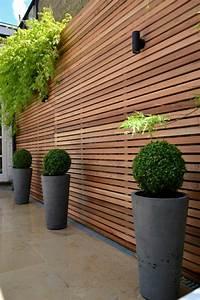 Garten Sichtschutz Modern : holzzaun sichtschutz modern sichtschutz garten holz ~ Michelbontemps.com Haus und Dekorationen