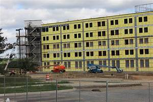 New Residence Hall Update – The Oakland Post