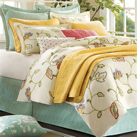 hton hill by jla home rosecliffe cotton comforter set