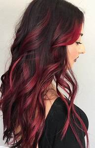 Best 25+ Red highlights ideas on Pinterest | Hair color ...