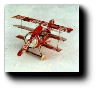 airplane craft plans