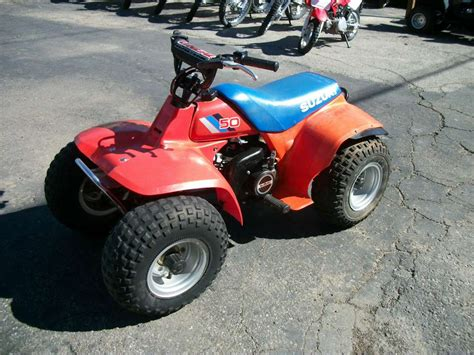Used Suzuki Atv Parts by Page 1 New Used Lt50 Motorcycles For Sale New Used