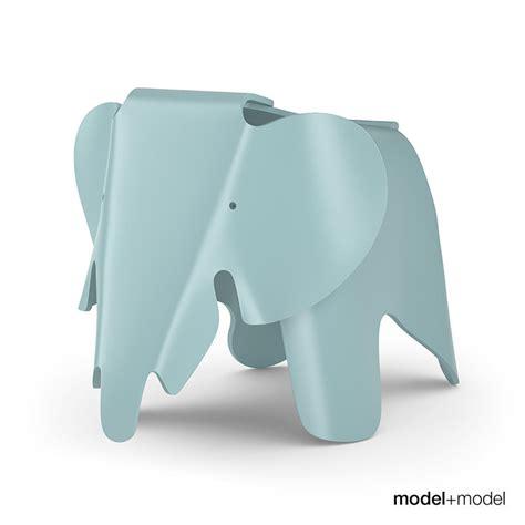 vitra eames elephant 3d model max obj fbx mat cgtrader