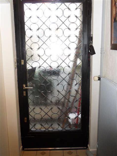 porte d entree en fer forge avec vitre occasion entr 233 es frances o connor