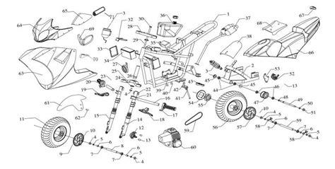 Looking For Wire Diagram Cat Eye Pocket Bike