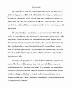 16+ Autobiography Examples  PDF, DOC Free & Premium Templates
