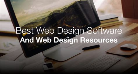 best free web design the best web design software tools and free resources