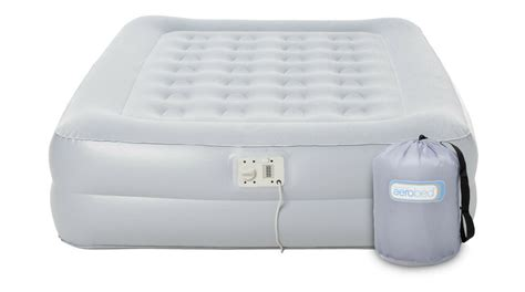 Aerobed Sleepeasy Raised Double Inflatable Air Bed With