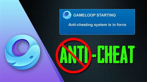 disable  fix  anti cheat system   force