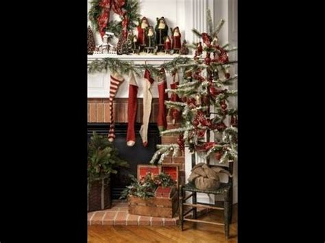 prim christmas primitive decorating craft ideas