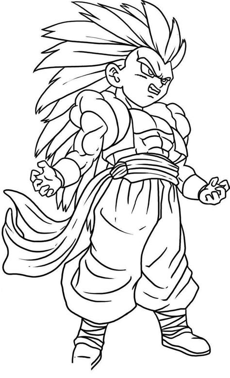dragon ball  coloring pages worksheet