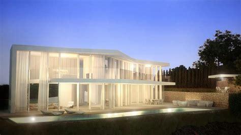 cuisine creative magnifique maison d architecte sur la côte espagnole design feria