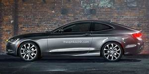 Fresh Attempt At Chrysler 200 Coupe Looks Interesting