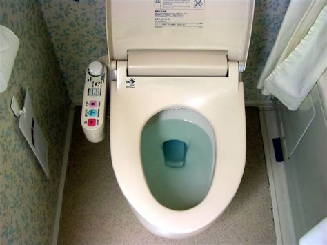 Japanese Bidet Toilets - washlet