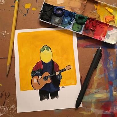 Cavetown Drawings Lemon Boy Wallpapers Bendy Emo