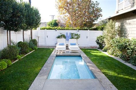 spruce   small backyard   swimming pool