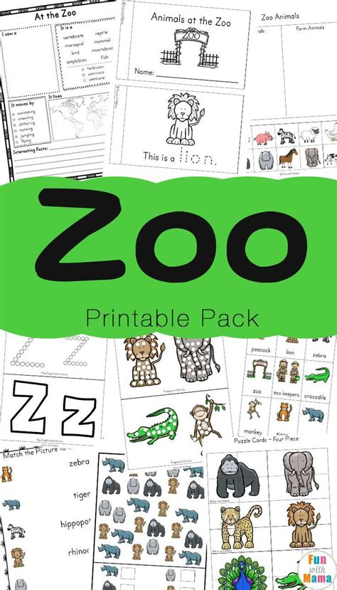 88 best unit ideas zoo animals images on 745   03fcf2f8ad9fac7d1ce84cf0e5b0d5ab