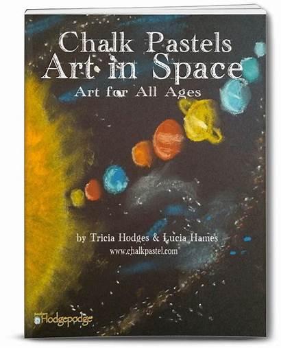 Chalk Pastels Space Chalkpastel Artist Customer