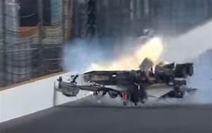 Accident Bourdais Indianapolis : video 500 miles d 39 indianapolis s bastien bourdais miracul apr s son terrible crash le parisien ~ Maxctalentgroup.com Avis de Voitures