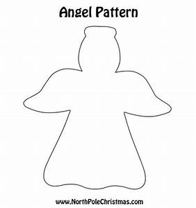 Angel #4 Pattern Print