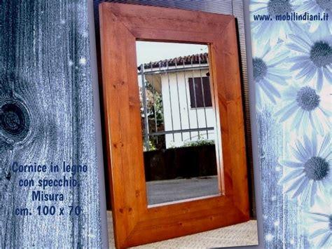 Cornici Con Specchio by Specchi E Cornici Specchio Da Ingresso