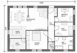 Grundriss bungalow hanglage alle ideen ber home design for Grundrisse für bungalows