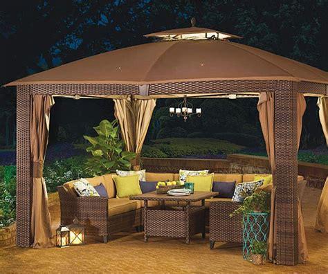 25 best ideas about patio gazebo on